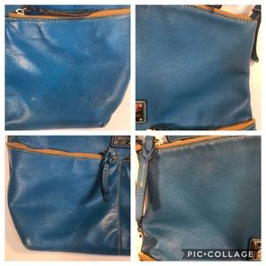 Dooney & Bourke Bags - Dooney & Bourke Leather Handbag